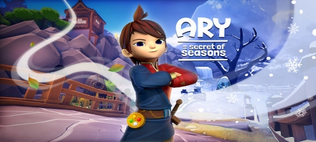 Ary and the Secret of Seasons sort le 1er septembre