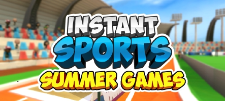 INSTANT Sport Summer Games maintenant disponible [SWITCH]