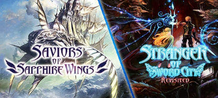 Saviors of Sapphire Wings sortira sur Switch avec une petite surprise