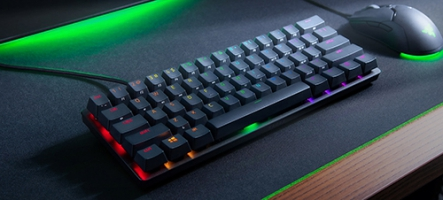 Test du Razer Huntsman Mini, un ...