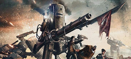(TEST) Iron Harvest 1920+ (PC)