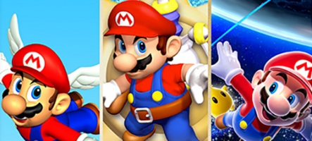 (TEST) Super Mario 3D All-Stars ...