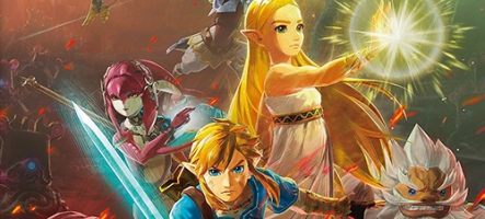(TEST) Hyrule Warriors : L'Ère ...