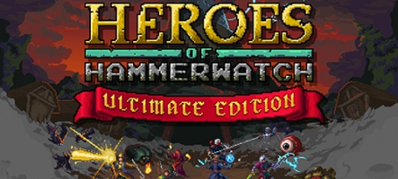 Heroes of Hammerwatch - Ultimate Edition sort sur PS5 et PS4