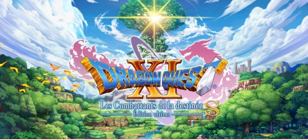 (TEST) Dragon Quest XI S : Les combattants de la destinée - Edition Ultime (PS4,Xbox One, PC)
