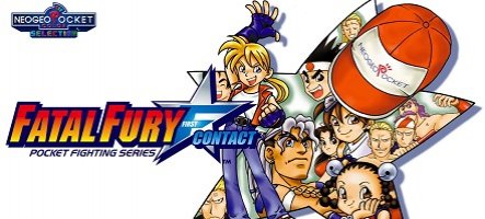 Fatal Fury : First Contact est disponible sur Switch