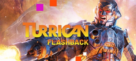 (TEST) Turrican Flashback (PS4, ...