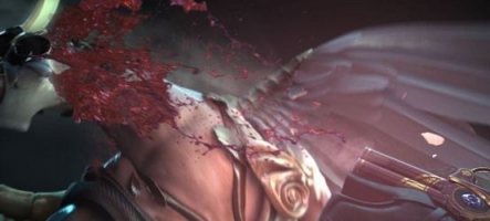 Bayonetta : la vidéo des armes ennemies
