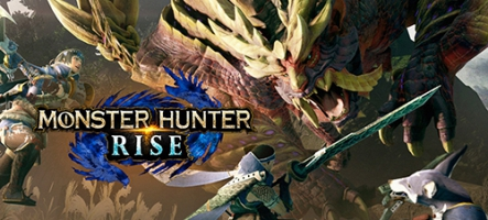 Monster Hunter Rise est une calamité sur Nintendo Switch