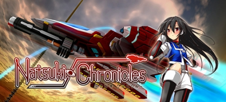 Natsuki Chronicles, un shoot'em up sur PC et PS4
