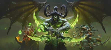 World of Warcraft Burning Crusade Classic annoncé