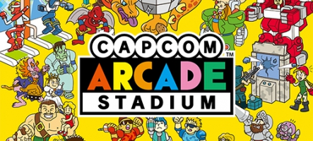 (TEST) Capcom Arcade Stadium (Ni...