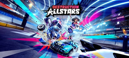 (TEST) Destruction Allstars (PS5...