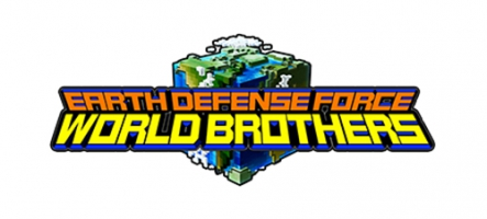 Earth Defense Force World Brothers : Un shoot géant en Voxel