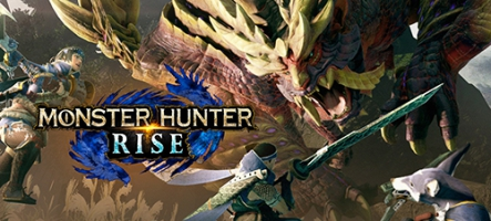 (TEST) Monster Hunter Rise (Nint...
