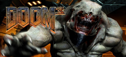 (TEST) Doom 3 : VR Edition (PS4)