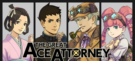 The Great Ace Attorney Chronicles : une compilation qui objecte