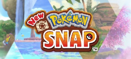 (TEST) New Pokémon Snap (Ninten...