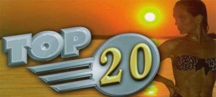 Les 20 jeux les mieux notés de la décénnie