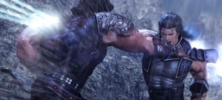 Ken le Survivant : les premières images du jeu