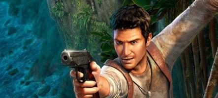 Un pack PS3 spécial Uncharted pour le Japon