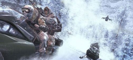 La musique de Call of Duty Modern Warfare 2 sort en CD