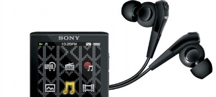 Sony présente le fin du fin avec son Walkman A845