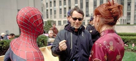 Sam Raimi et Tobey Maguire coulent Spiderman 4
