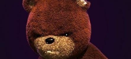 Naughty Bear, un vilain, vilain, vilain nounours