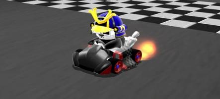 Zero Gear : il sort et il est gratos !