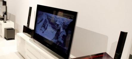 Soirée Sony TV Bravia, Home Cinema et Blu-ray