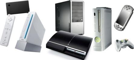 Consoles : toutes les statistiques