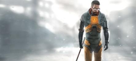 Pas de nouveau jeu ou contenu Half-Life en 2010