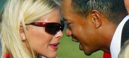 Les histoires extra-conjugales de Tiger Woods n'ont pas eu d'incidence sur les ventes de ses jeux