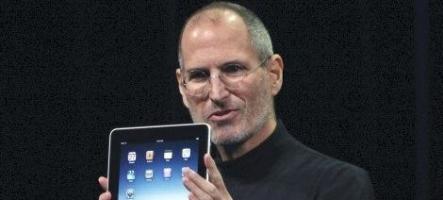 Apple iPad : les caractéristiques techniques
