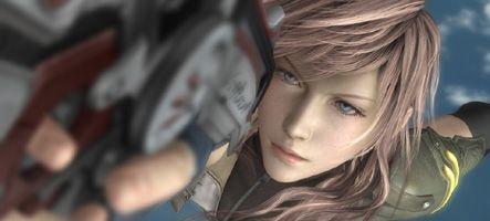 Final Fantasy XIII sur Xbox 360 aura 3 DVD