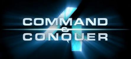 Demandez votre clef pour la bêta PC de Command & Conquer 4