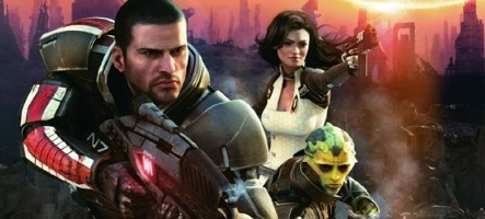 Test : Mass Effect2 (Xbox 360/PC)