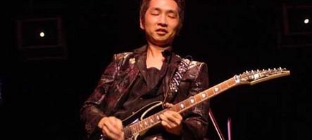 Akira Yamaoka chez Grasshopper