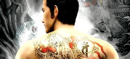 Uniquement la version collector de Yakuza 3 en Europe