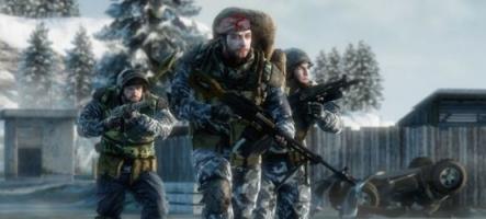 De la seconde guerre mondiale dans Battlefield Bad Company 2