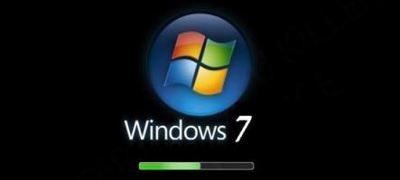 Il y a plus de joueurs sous Windows 7 que sur Vista