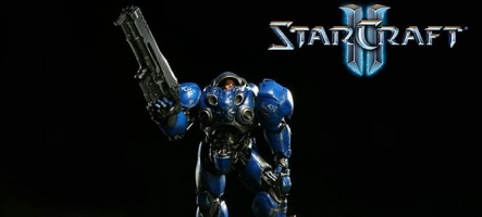 Bêta de StarCraft II : lancement et configuration minimale