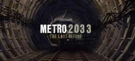 Metro 2033 sera compatible DirectX11