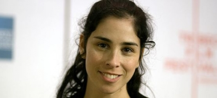 Sarah Silverman est une fan de Call of Duty