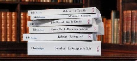 Test : 100 livres classiques (DS)