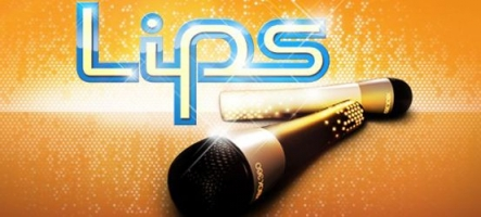Test : Lips Party Classics (Xbox 360)