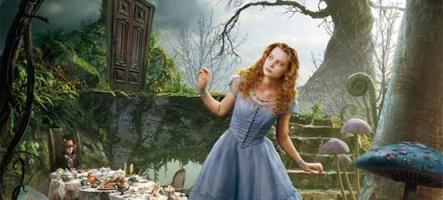 Tim Burton Alice au Pays des Merveilles, la critique du film