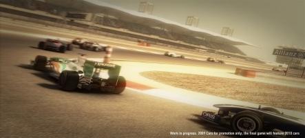 F1 2010 : la date de sortie officielle