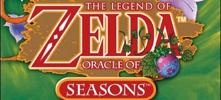 (Manga) The Legend of Zelda : Oracle of Seasons